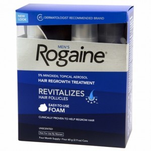 Rogaine science, review, alternate to rogaine