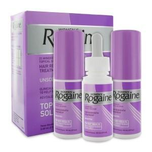 Female Hair Loss Rogaine